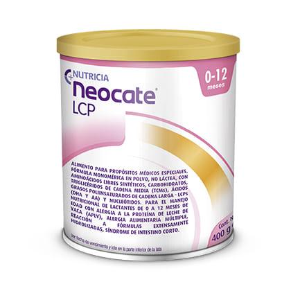 Neocate LCP Danone Colombia